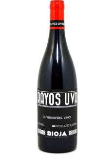 Raudonas vynas Rayos Uva