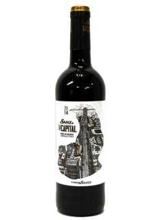Raudonas vynas Sanz La Capital