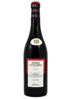 Raudonas vynas Sierra Cantabria Cuvee Especial