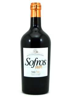 Raudonas vynas Sofros P & M