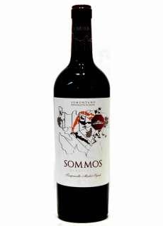Raudonas vynas Sommos Varietales Tinto