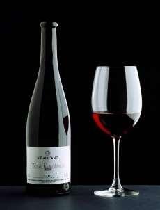 Raudonas vynas Tres Racimos
