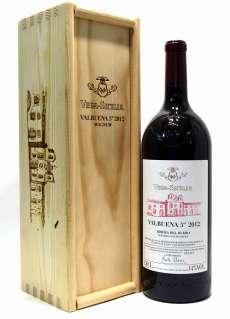 Raudonas vynas Valbuena  (Magnum)