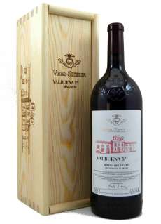 Raudonas vynas Vega Sicilia Valbuena 5º Año (Magnum)