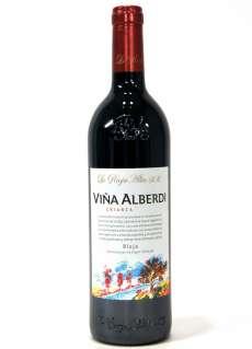 Raudonas vynas Viña Alberdi