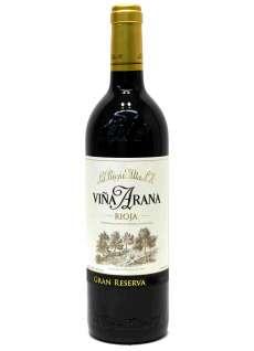 Raudonas vynas Viña Arana