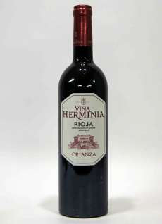 Raudonas vynas Viña Herminia