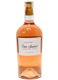 Rožinis vynas Can Sumoi La Rosa