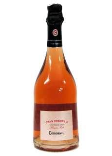 Rožinis vynas Gran Codorníu Rosado Pinot Noir