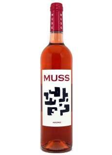 Rožinis vynas Muss Rosado