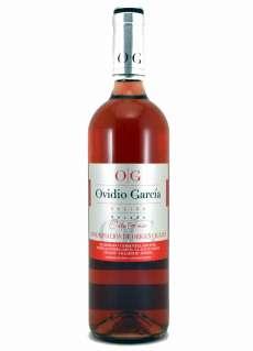 Rožinis vynas Ovidio García Rosado