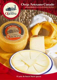 Sūris La Antigua Queseria, Artesano Curado