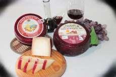 Sūris La Granja del Fraile VINO dop